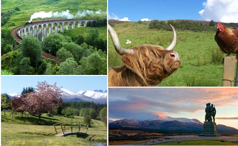 Spean Bridge Holiday Accommodation